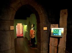 Hfg Blick in die Dauerausstellung